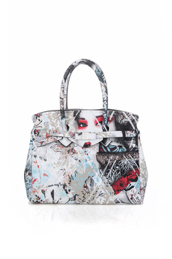 Sac SAVE MY BAG MISS Gris