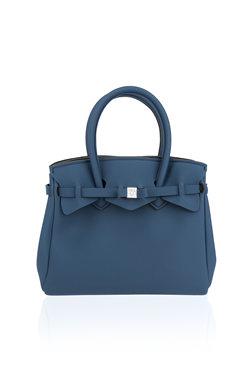 Sac SAVE MY BAG 10204N_MISS LYCRA Bleu gris