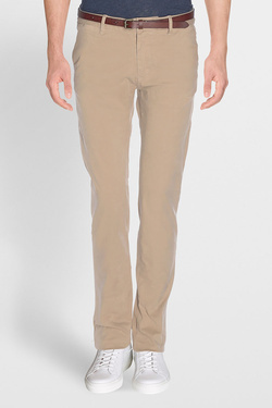 Pantalon SCOTCH AND SODA 124896 Beige