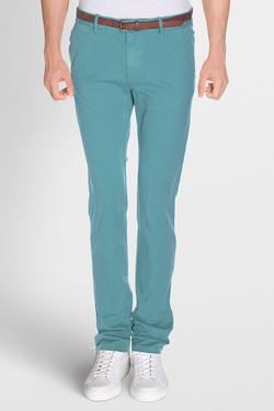 Pantalon SCOTCH AND SODA 136195 Bleu turquoise