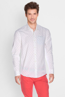 Chemise manches longues SCOTCH AND SODA 136299 Blanc