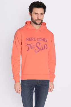 Sweat-shirt SCOTCH AND SODA 136399 Orange