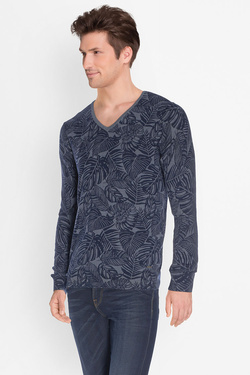 Pull SCOTCH AND SODA 136541 Bleu foncé