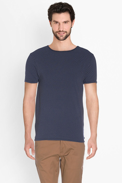 Tee-shirt SCOTCH AND SODA 136447 Bleu