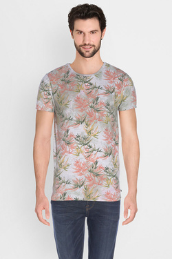 Tee-shirt SCOTCH AND SODA 136463 Ecru