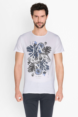 Tee-shirt SCOTCH AND SODA 136478 Blanc