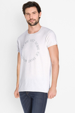 Tee-shirt SCOTCH AND SODA 136491 Blanc