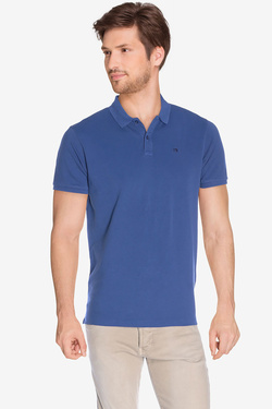 Polo SCOTCH AND SODA 136522 Bleu