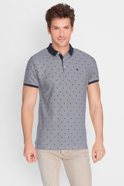 Polo SCOTCH AND SODA 136526 Gris