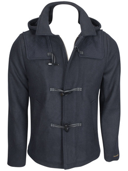 SCOTCH AND SODA Manteau bleu marine 15040810020