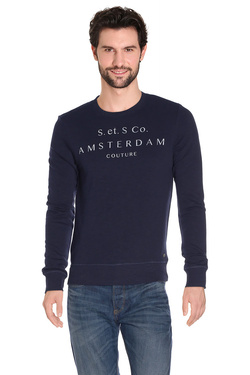 Sweat-shirt SCOTCH AND SODA 130780 Bleu marine
