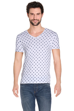 SCOTCH AND SODA - Tee-shirt130855Blanc