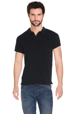 SCOTCH AND SODA - Polo130891Noir