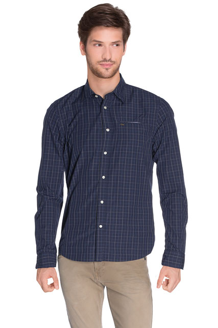 CHEMISE MOTIF QUADRILLAGE SCOTCH AND SODA