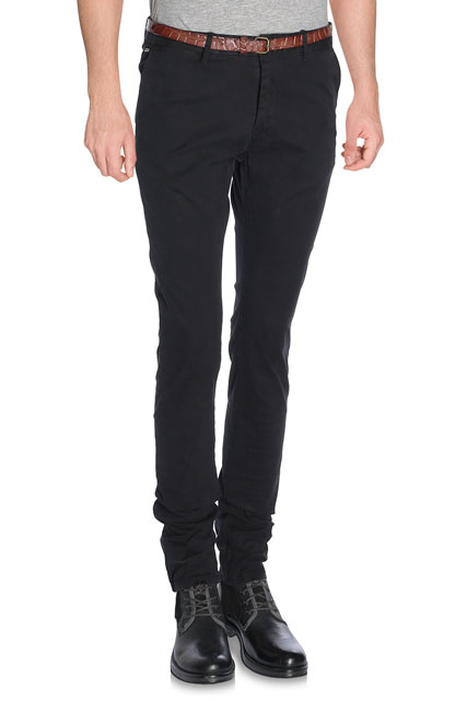 PANTALON CHINO AVEC CEINTURE SCOTCH AND SODA