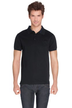 SCOTCH AND SODA - Polo101623Noir