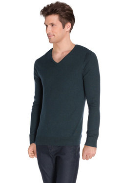 SCOTCH AND SODA - Pull101668Vert foncé