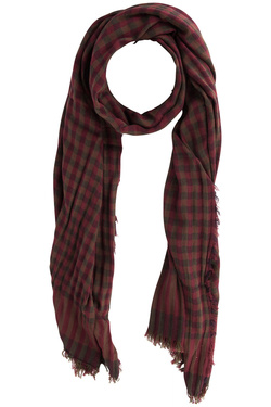 Echarpe SCOTCH AND SODA 101802 Rouge
