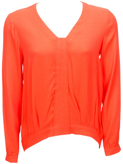 SEE U SOON Blouse orange 5111037