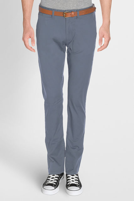 PANTALON SLIM SELECTED