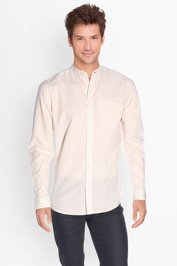 Chemise manches longues SELECTED 16056452 Gris clair