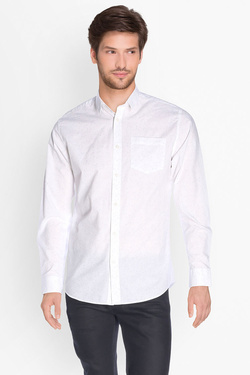Chemise manches longues SELECTED 16057381 Blanc