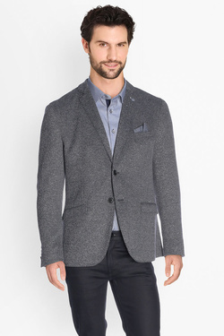 Veste SELECTED 16056843 Bleu gris