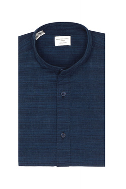 Chemise manches longues SELECTED 16057981 Bleu