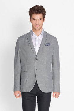 Veste SELECTED 16059836 Gris clair