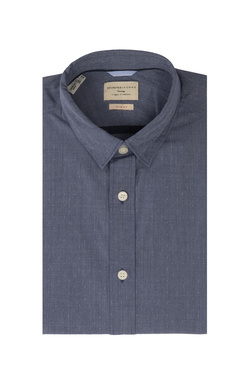 Chemise manches longues SELECTED 16060040 Bleu marine
