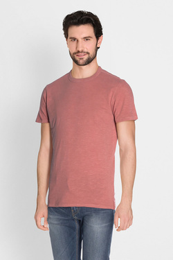 Tee-shirt SELECTED 16056949 Rouge