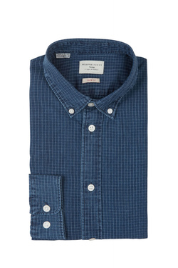 Chemise manches longues SELECTED 16060810 Bleu