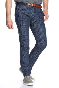 Pantalon SELECTED 16062540 Bleu marine