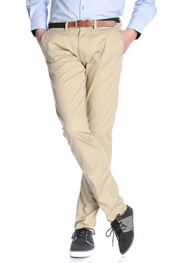 Pantalon SELECTED 16048759 L34 Ecru