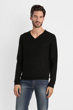 Pull SELECTED 16047677 Noir