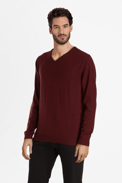 Pull SELECTED 16047677 Rouge