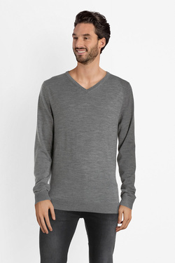 Pull SELECTED 16047677 Gris