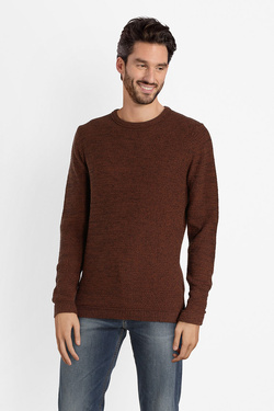 Pull SELECTED 16062815 Cuivre