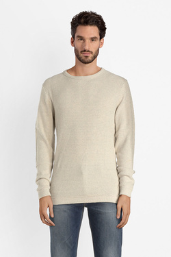 Pull SELECTED 16062815 Gris