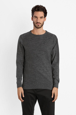 Pull SELECTED 16062808 Gris