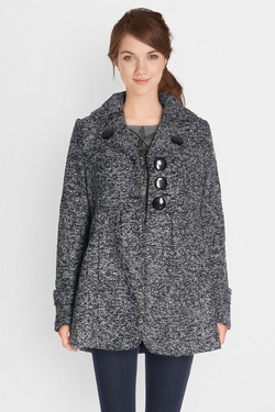 Manteau SMASH A1754410 Gris clair