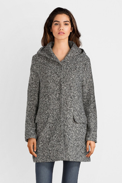 Manteau SMASH A1854416 LONG JACKET Gris