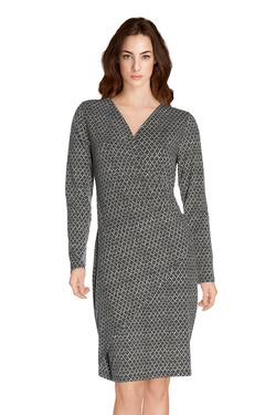 SMASHED LEMON - Robe16901/01Gris