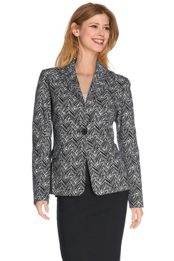 SMASHED LEMON - Veste16706/02Noir