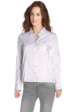 SO SOON - Chemise manches longuesH6CHCABlanc