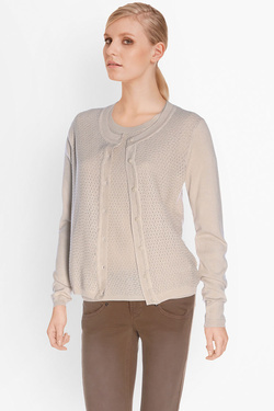 Gilet SOMEWHERE 0100039156309 Beige