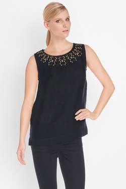 Blouse SOMEWHERE 0200036686330 Noir