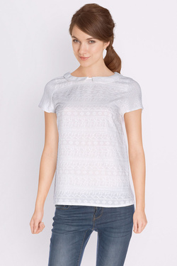 Blouse SOMEWHERE 0200036766349 Blanc