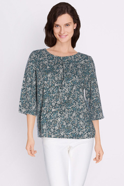 Blouse SOMEWHERE 0200036786729 Vert