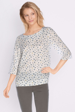 Blouse SOMEWHERE 0200036846566 Blanc cassé